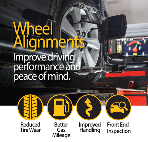 Alignments Sullivan Tire Auto Service