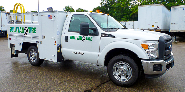 24 Hour Tire >> Truck Tire and Wheel Service | Sullivan Tire & Auto Service