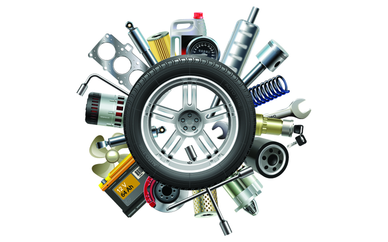 Digital Auto Parts Image