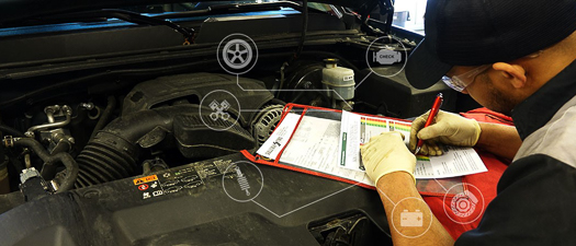 Visual Vehicle Inspection