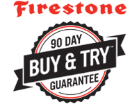 Firestone Buy and Try Program