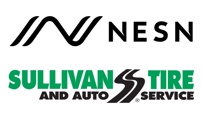 NESN and Sullivan Tire Logos