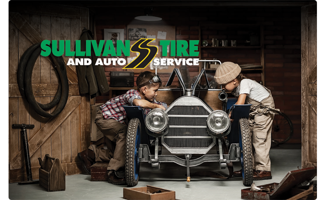 Sullivan Tire Gift Card