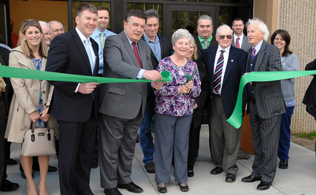 Taunton Ribbon Cutting